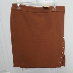 Copper premier skirk size 8